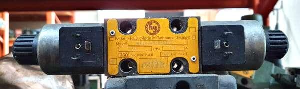 marca: HYDRAULIK RING <br/>modelo: WEE43K06G1G024