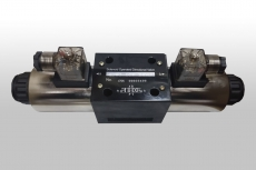 Válvula direcional (modelo: 4DWG10L 24V)