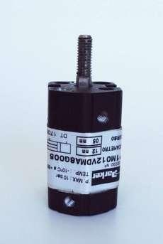 Cilindro pneumático (modelo: P1M012VDMA8G005)