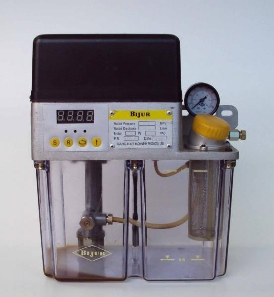 marca: Bijur <br/>modelo: 25MPa 0,1l/min 20W 110VAC <br/>estado: usado