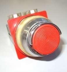Botão pulsador (modelo: s/trava)