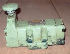 Válvula hidráulica (modelo: OE3PAAHS06S)