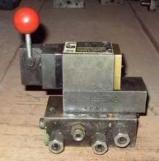 Válvula hidráulica (modelo: 4MD06ZD20)