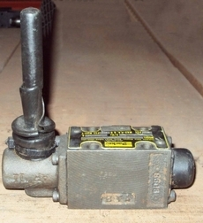 Válvula hidráulica (modelo: D1VL4CN)