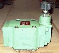 Válvula hidráulica (modelo: DMK 20 HG 9011)