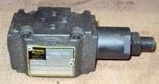 Válvula hidráulica (modelo: ZUDB1AT2Z07K)