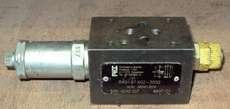 Válvula hidráulica (modelo: D40660Z300S)