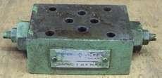 Válvula hidráulica (modelo: DGMFN3YALW BLW10)