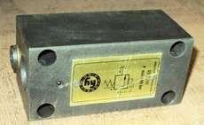 Válvula hidráulica (modelo: VD27A1)