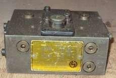 Válvula hidráulica (modelo: SD400A06A4)