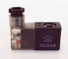 Bobina (modelo: MSFG24-SA) para válvula pneumática
