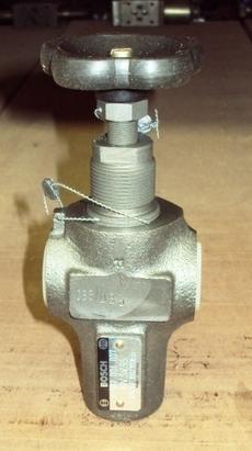Válvula hidráulica (modelo: 0532004007)