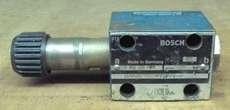 Válvula hidráulica (modelo: 0 810 091 453)