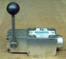 Válvula hidráulica (modelo: VDM101CPP)