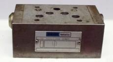 Válvula hidráulica (modelo: ZREA02D1 09891021)
