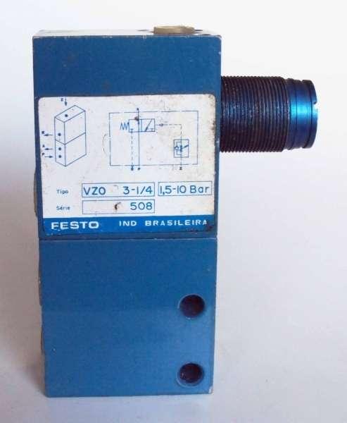 marca: Festo <br/>modelo: VZO314 <br/>estado: usada