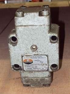 Válvula hidráulica (modelo: VUDRP0HS106N)