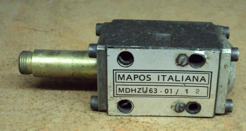 marca: Mapos <br/>modelo: MDHZU630112 <br/>estado: usada