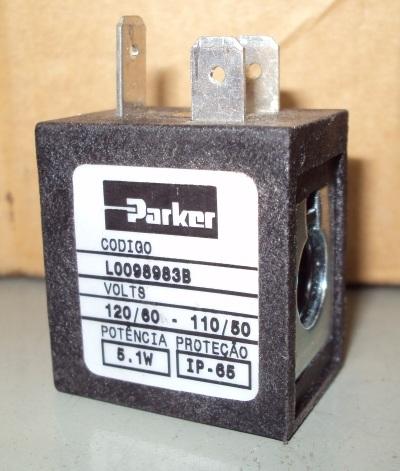 marca: Parker <br/>modelo: L0098983B 120V 5.1W IP65 <br/>estado: nova, sem embalagem