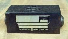 Válvula hidráulica (modelo: SREZ AB 6 - 1 P315)