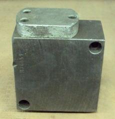 Válvula hidráulica (modelo: DRR3/8)