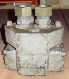 Válvula de retenção (modelo: 0B1P0HS106N )