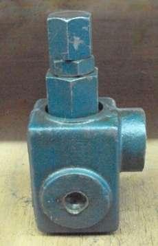 Válvula hidráulica (modelo: VRPAMPBCHP03S)