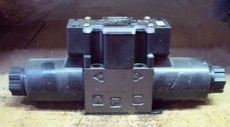 Válvula hidráulica (modelo: SSG01-C6-FR-E1-31)