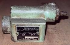 marca: Vickers modelo: CG03B10 estado: usada