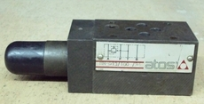 Válvula hidráulica (modelo: HM-013/100/34)