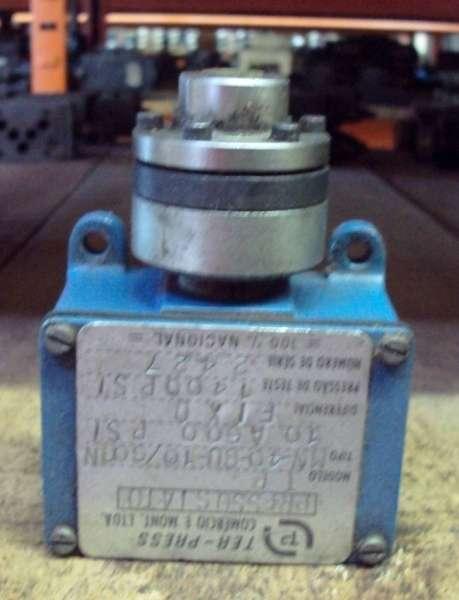 marca: Ter-Press <br/>modelo: MN40BU10600N 1400PSI <br/>estado: usado