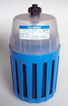 marca: Festo modelo: LFU12 1/2 para filtro