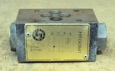Válvula hidráulica (modelo: HRYA0641)