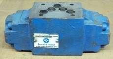 Válvula hidráulica (modelo: DGPC01 AB 50)