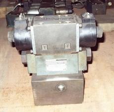 Válvula hidráulica (modelo: DKU1711/13)