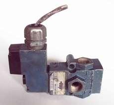 Válvula pneumática (modelo: 55B12-PI-111AA)