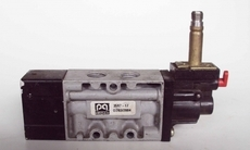 Válvula pneumática (modelo: 3597-17)