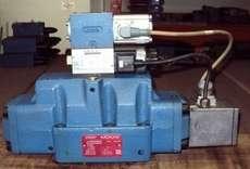 Válvula hidráulica (modelo: D684Z4862G)