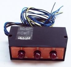 Sinaleiro (modelo: DSR00)