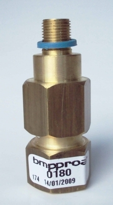 Válvula pneumática (modelo: 0180)