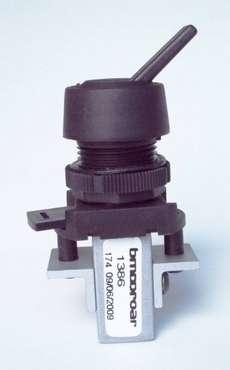 Válvula pneumática (modelo: 1386)