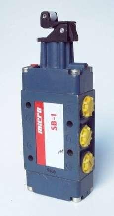 Válvula pneumática (modelo: SB1)