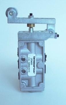 Válvula pneumática (modelo: 2560)