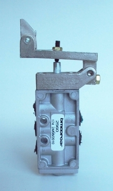 Válvula pneumática (modelo: 2560174)