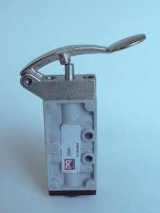 Válvula pneumática (modelo: 2580)