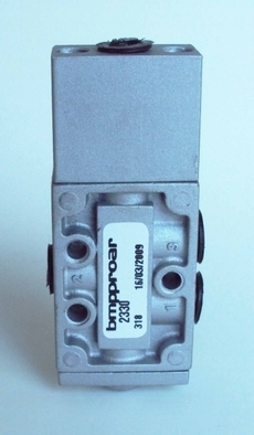 Válvula pneumática (modelo: 2330)