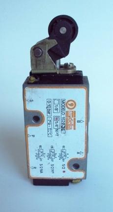 Válvula pneumática (modelo: 1620JC)