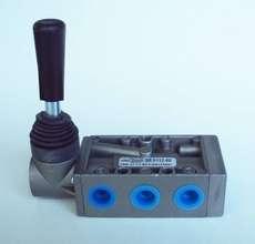 Válvula manual (modelo: 20511200)