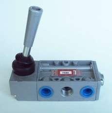 Válvula manual (modelo: 7580)