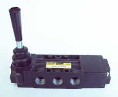 Válvula manual (modelo: 5104-5117-00)